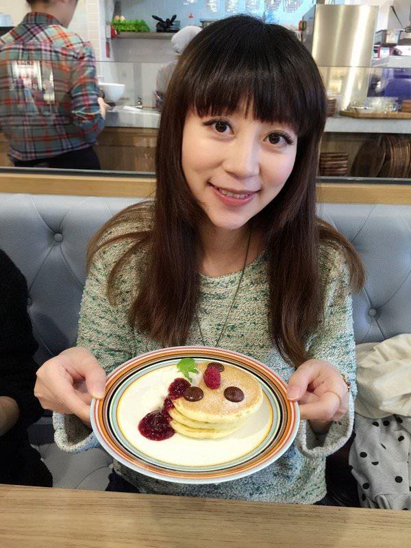 杏桃屋♥香香甜甜的下午茶時光♥♥♥抹茶拿鐵真的太好喝啦(≧∇≦)/