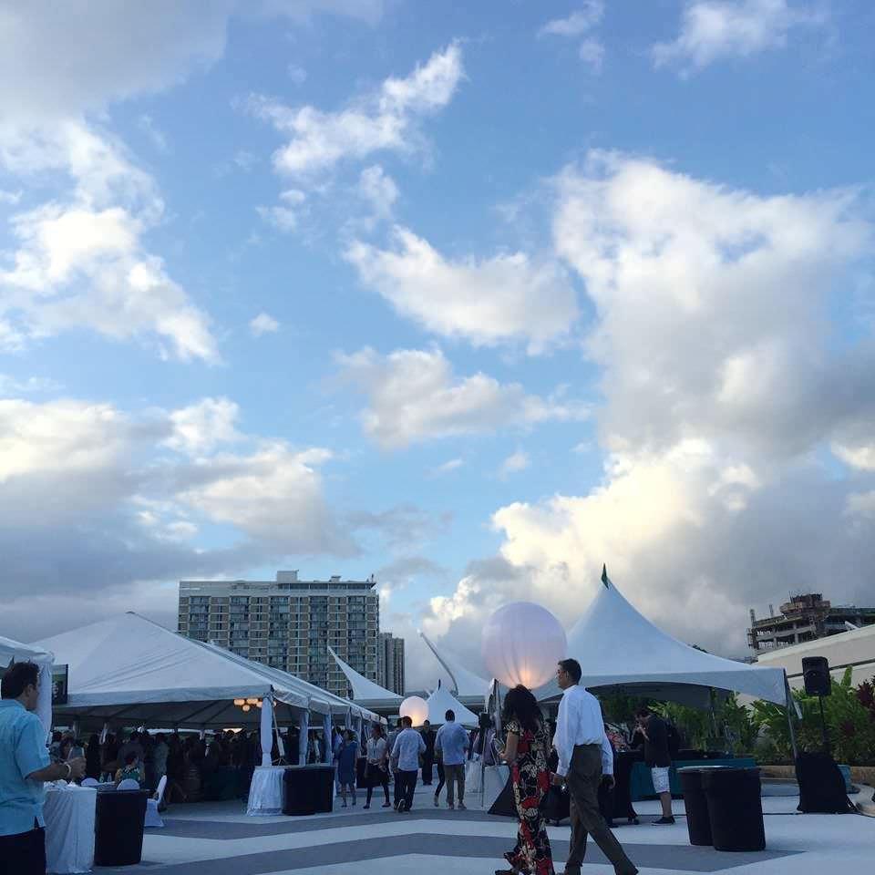 2015夏威夷美食美酒節HAWAII FOOD & WINE FESTIVAL♥
