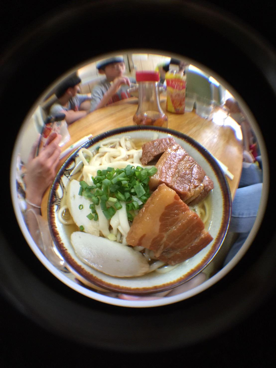 2016 沖繩親子旅遊♥ 私房美食『岸本食堂-きしもと食堂』第一名手作麵料理♥阿部寬也來吃過唷(≧∇≦)/