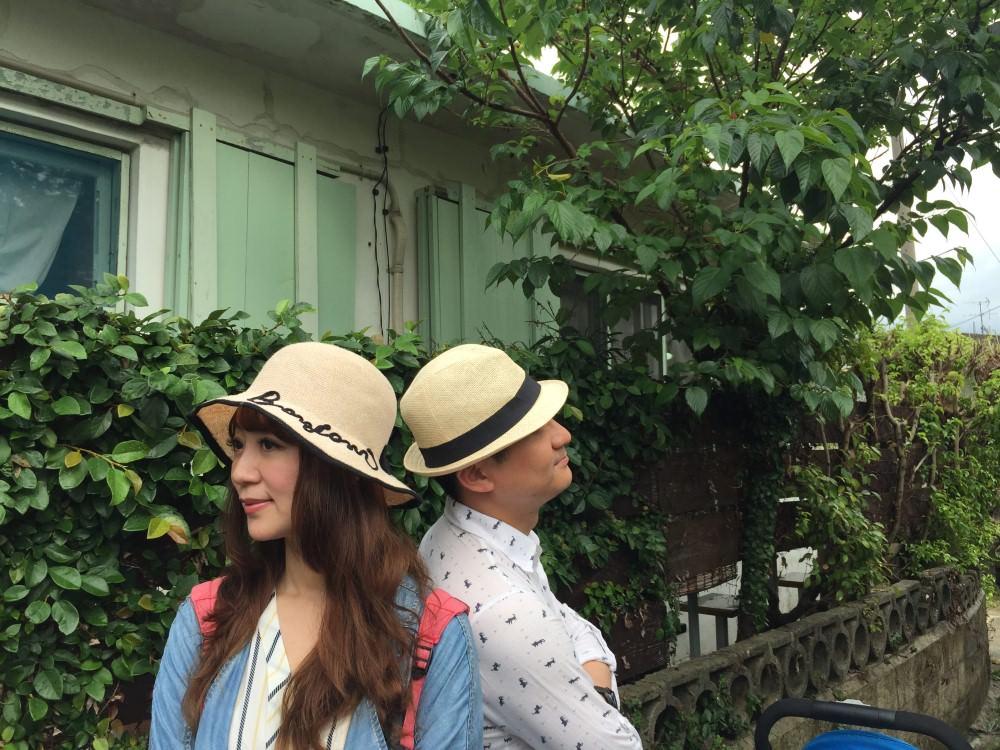 2016 沖繩親子旅遊♥ 私房景點『港川外人住宅區下午茶』♥人氣甜點店家oHacorte巡禮(≧∇≦)/
