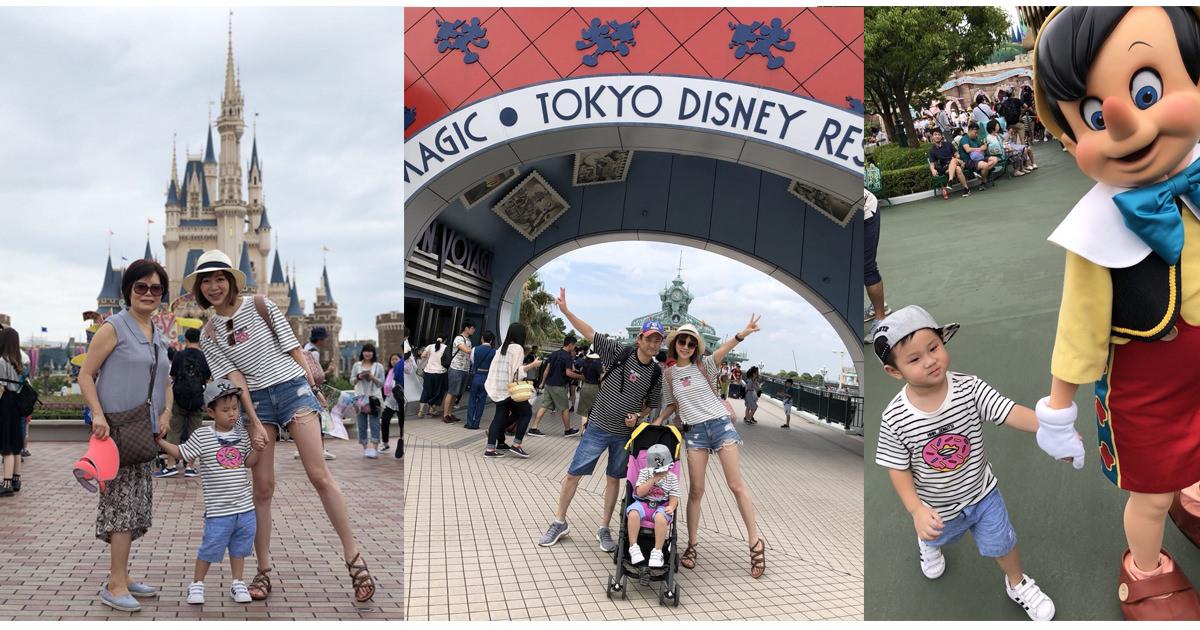 日本東京迪士尼35週年必吃必買 ❤️東京迪士尼 VS 香港迪士尼❤️ 第一次帶寶寶去迪士尼看這裡(≧∇≦)/